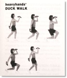 HeavyHands DuckWalk