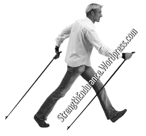 Nordic Walking Source: Wikimedia Commons